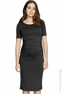 Isabella Oliver T-shirt Dress Black