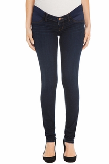 Maternity Clothes: J Brand Mama J Maternity Rail Pencil Eminence Jeans - Click to enlarge