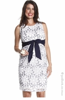 Jules & Jim Maternity Marguerite Floral Dress