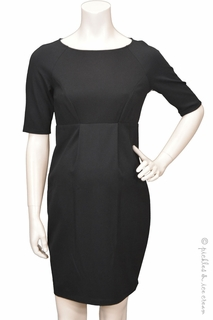 Jules & Jim Madmen Dress Black