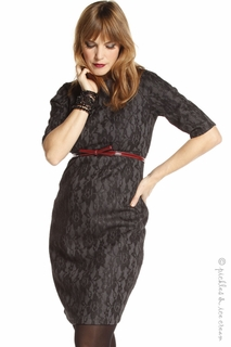 Jules & Jim Maternity Madmen Dress Lace