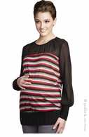 Maternal America Maternity Ruby Francess Top- Final Sale