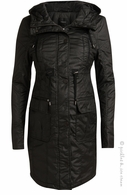 Noppies Maternity Alan Puffer Coat Black