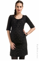 Noppies Maternity Jaydn Lace Overlay Dress-Final Sale
