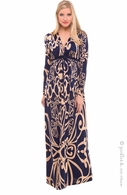 Olian Arabesque Cary Maxi