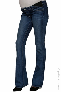 Maternity Clothes: Paige Premium Denim Skyline Bootcut Augusta - Click to enlarge