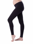 Seraphine Tammy Bamboo Leggings Black