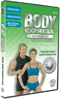 Body Express™ Advanced Totaly Body Weight Loss DVD