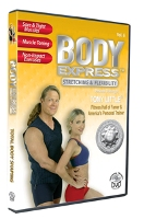 Body Express™ Stretching and Flexibility DVD