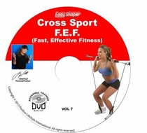 Easy Shaper® Cross Sport F.E.F (Fast, Effective Fitness)