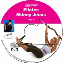 Easy Shaper® Pilates Skinny Jeans DVD