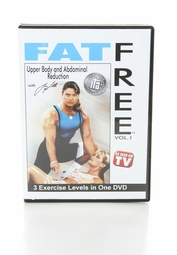Fat Free DVD Series - Volume One Upper Body and Abdominal Reduction
