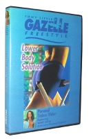 Tony Little's Lower Body Solution Workout DVD +FREE SHIPPING