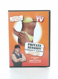Private Session DVD – Total Body Weight Loss - DVD