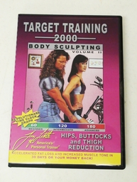 Target Training™ 2000 Hips, Buttocks and Thigh Reduction
