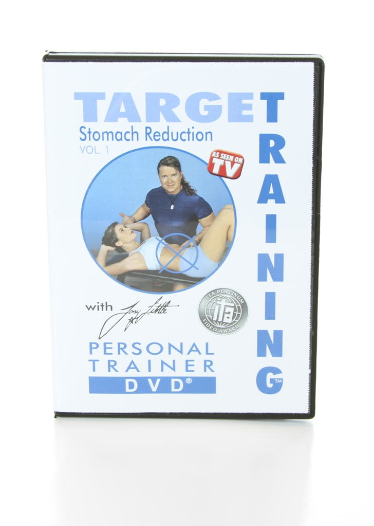 Target Training DVD - Stomach Reduction