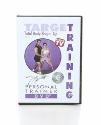 Target Training™ DVD - Total Body Shape Up