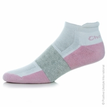 Tony Little's Cheeks® (3) Pack Percofmance Socks - Low Cut - FREE SHIPPING