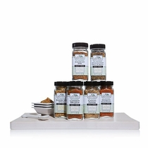 "Tony Little ""Selects"" 6-pack No-Salt Spices by Spice Hunter"