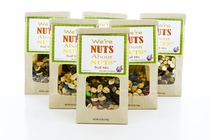 We're Nuts about Nuts - 6 pack
