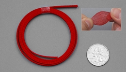 1 Meter Wire Mesh 9mm (Red)