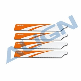 120 Main Blades-White (Stable Flying) HD123B