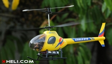 2.4Ghz Art-Tech Eagel Eye 4 CH Remote Control Electric RC Co-Axial  Helicopter RTF