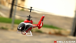 2.4GHz Esky Hunter Co-Axial  Helicopter 4-Channel RTF RC Remote Control Radio