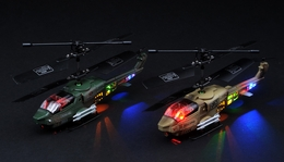 2 New JXD 353 Air Raptor Infrared  Micro Battle Helicopter 3 Channel RTF  RC Remote Control Radio