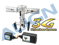 250 3G Programmable Flybarless System H25103