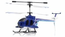3.5 Channel 3319B Photo/Video taking RC Helicopter RTF with Built in Gyro + Camera (Blue)