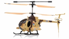 3.5 Channel 3319B Photo/Video taking RC Helicopter RTF with Built in Gyro + Camera (Camo)