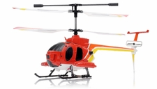 3.5 Channel 3319B Photo/Video taking RC Helicopter RTF with Built in Gyro + Camera (Red)