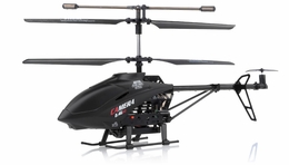 3 Channel RC Helicopter UDI U13A  2.4Ghz w/ Video Camera