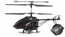 3-Channel  Helicopter UDI U13A 2.4Ghz w/ Video Camera with 4GB SD card RC Remote Control Radio