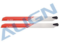 315 PRO Rotor Blade (RED/WHITE) HS1159-01