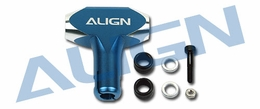 450FL Main Rotor Housing Set/Blue H45111