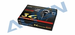 500_3G_Programmable Flybarless System/Black H50123