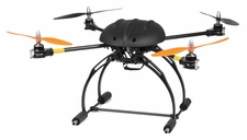 AeroSky C6  6 Channel Carbon Quadcopter Ready to Fly 2.4Ghz RC Remote Control Radio