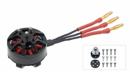 AeroSky Performance Brushless Multi-Rotor Motor MC1804-2400KV Clockwise 05M-23-MC1804-2400KV-12P-CW