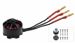 AeroSky Performance Brushless Multi-Rotor Motor MC1806-2300KV Clockwise 05M-24-MC1806-2300KV-12P-CW