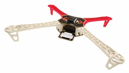 AeroSky  Quadcopter  4 Channel Kit Frame (Red) RC Remote Control Radio Quad