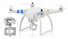 Aerosky X350 Quadcopter GPS 2.4ghz Ready to Fly Drone RC Remote Control Radio