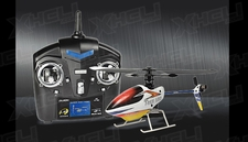 Align RC 4 Channel Helicopter RTF T-REX 100X Super Combo KX022005A