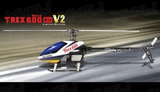 Align RC 6 Channel Helicopter T-REX 600 Nitro V2 Kit KX0160NPOA KIT