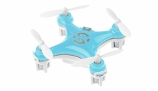 Cheerson CX-10 Micro Quadcopter Drone Ready to Fly 2.4ghz (Blue) RC Remote Control Radio