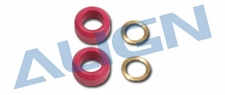 Damper Rubber/Red 60?�X H55055
