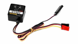 Detrum GY48V headklock gyro for 3D Helicopters
