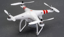 DJI Phantom RC Quad RTF 6 Channel