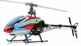 Dynam E-Razor 450 Flybarless Metal 2.4ghz Ready to Fly  6 Channel Helicopter RC Remote Control Radio